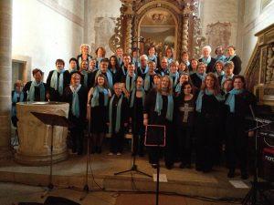 John Baptist Singers - Worship Chor der Ev. Kirchengemeinde Brechten in Dortmund