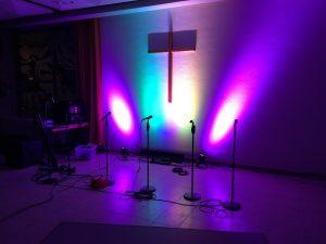 Feierabend Worship - ein Abend mit moderner christlicher Musik, einem lebensnahen Impuls und leckerem Imbiss