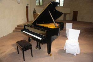 Christliche Musik für die Trauung