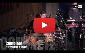 YouTube Links zu Live Konzerten unserer Projekte mit Worship Musik